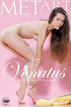205 MetArt members tagged Amelie B and erotic photos gallery Venatus 'petite'