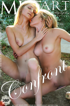 62 MetArt members tagged Mari E & Orvelia O and naked pictures gallery Confront 'sensual'