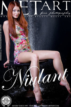 86 MetArt members tagged Indiana A and erotic images gallery Niulant 'beautiful redhead'