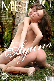 MetArt Koty A & Natasha P Photo Gallery Agans Volkov