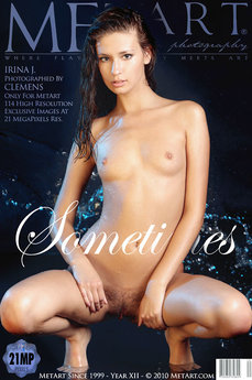 MetArt Gallery Sometimes with MetArt Model Irina J