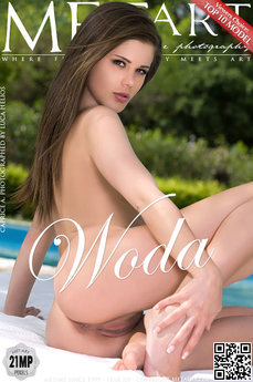 5 MetArt members tagged Caprice A and erotic images gallery Woda 'incredibly sexy'
