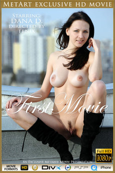 MetArt Gallery First Movie with MetArt Model Dana D
