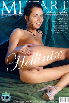 37 MetArt members tagged Sammy A and erotic images gallery Hellinix 'great body'