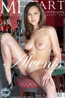 203 MetArt members tagged Sophia E and erotic photos gallery Alvenis 'nice breasts'