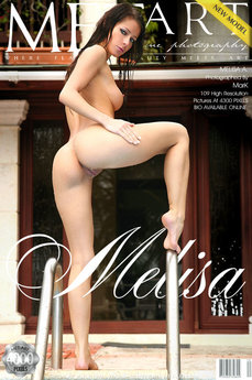 MetArt Gallery Presenting Melisa with MetArt Model Melisa A