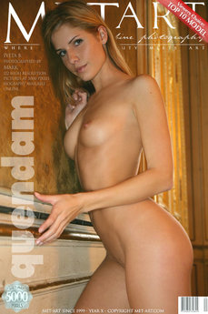 MetArt Gallery Quendam with MetArt Model Iveta B