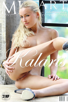 160 MetArt members tagged Liza B and erotic photos gallery Kalaris 'blonde'