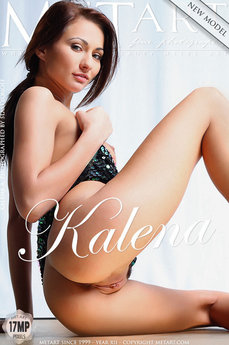 MetArt Michaela Isizzu Photo Gallery Presenting Kalena by Slastyonoff