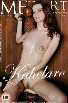 MetArt Gallery Kahelaro with MetArt Model Sophie C