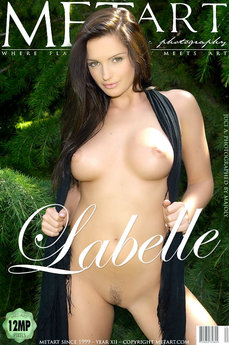 112 MetArt members tagged Juci A and erotic photos gallery Labelle 'brunette'
