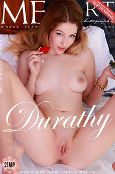 7 MetArt members tagged Erica B and nude pictures gallery Durathy 'stunning beauty'