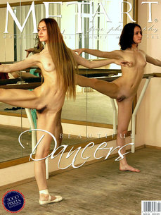 erotic photography gallery Beautiful Dancers with Jasmine A & Lea A