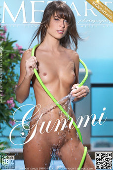 102 MetArt members tagged Mia D and nude photos gallery Gummi 'pretty smile'