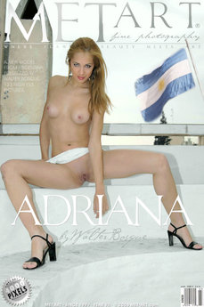 erotic photography gallery Adriana with Adriana A