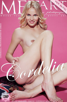 61 MetArt members tagged Cordelia A and nude photos gallery Presenting Cordelia 'small labia'