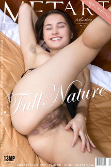 7 MetArt members tagged Francine A and naked pictures gallery Full Nature 'full bush'