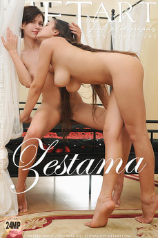 MetArt Gallery Zestama with MetArt Models Sofi A & Suzanna A