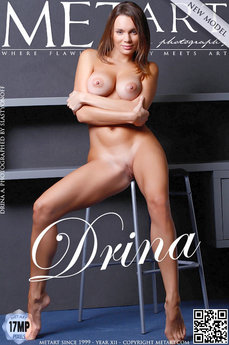 17 MetArt members tagged Drina A and nude photos gallery Presenting Drina 'shapely legs'