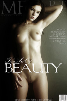 erotic photography gallery The Art Of Beauty with Monika C