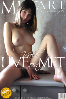 MetArt Vali Photo Gallery Vali: Live On Met Met Cam Models
