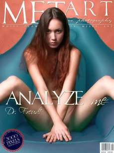 MetArt Gallery Analyze Me, Mr. Freud with MetArt Model Zanna A