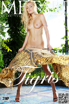 MetArt Liza B in Tigris