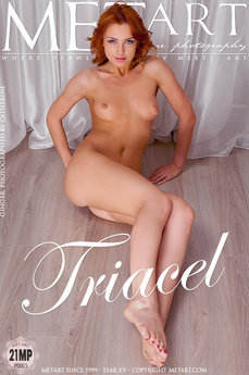 Met Art Triacel erotic photos gallery with MetArt model Ginger
