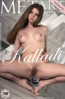 26 MetArt members tagged Tayla and naked pictures gallery Kalladi 'trimmed pussy'