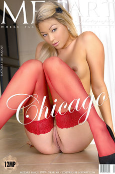 MetArt Gallery Chicago with MetArt Model Natalia I