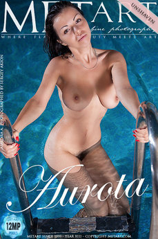 148 MetArt members tagged Aurora A and naked pictures gallery Aurota 'voluptuous'