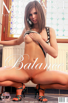 MetArt Gallery Balance with MetArt Model Caprice A