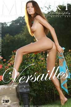 MetArt Gallery Versailles with MetArt Model Emily A