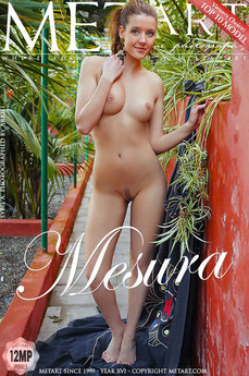 Met Art Mesura erotic photos gallery with MetArt model Sybil A
