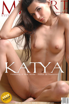 MetArt Gallery Presenting Katya with MetArt Model Katya N