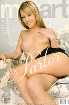 MetArt Blue Angel Photo Gallery Parlor Majoly