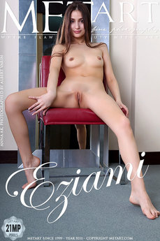 MetArt Anna AK Photo Gallery Eziami Albert Varin