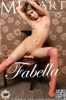 MetArt Gallery Fabella with MetArt Model Izolda A