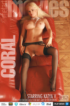 MetArt Gallery Coral with MetArt Model Katya V
