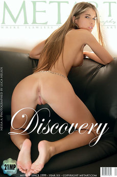 MetArt Gallery Discovery with MetArt Model Nessa A