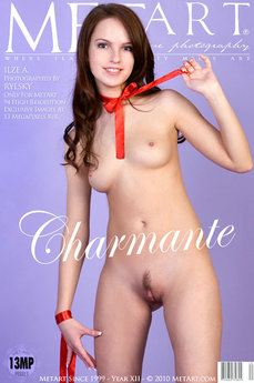 77 MetArt members tagged Ilze A and nude photos gallery Charmante 'beautiful butt'