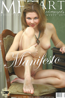MetArt Heike A Photo Gallery Manifesto Domenic Mayer
