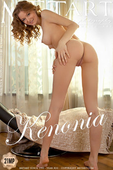MetArt Gallery Kenonia with MetArt Model Patritcy A
