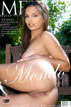 166 MetArt members tagged Eve Angel and nude photos gallery Mondo 'big butt'
