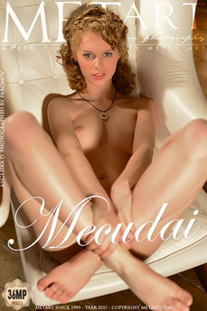 16 MetArt members tagged Angelika D and erotic photos gallery Mecudai 'big feet'