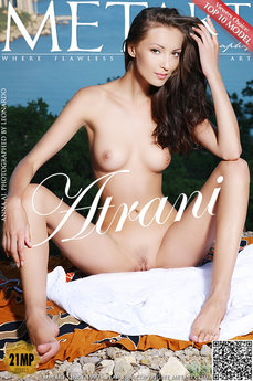 60 MetArt members tagged Anna AJ and erotic photos gallery Atrani 'beautiful brown eyes'