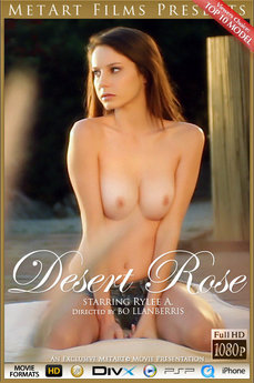 21 MetArt members tagged Rilee Marks and erotic images gallery Desert Rose 'pierced labia'