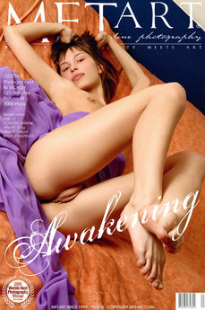 MetArt Julietta A Photo Gallery Awakening Skokov