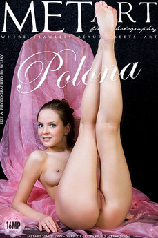 MetArt Gallery Polona with MetArt Model Ilze A