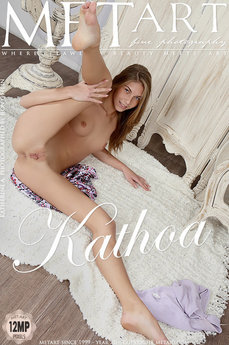 2 MetArt members tagged Katherine A and erotic photos gallery Kathoa 'shaved pussy'